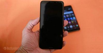 Huawei Mate 10 Front Screen