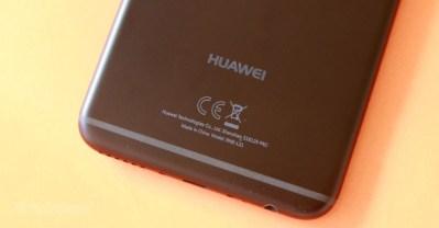 Huawei Mate 10 Lite - Lower Back