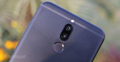 Huawei Mate 10 Lite Dual Rear Cameras
