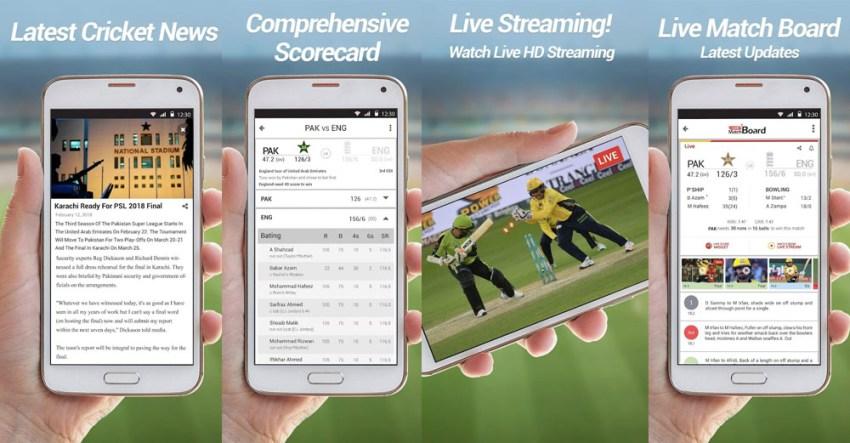 Jazz Cricket App PSL