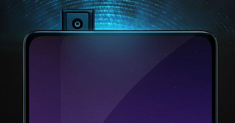 Vivo APEX Elevating Front Camera