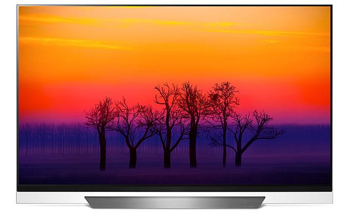 LG OLED E8 Series TV 2018