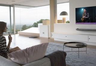 LG Premium TV Lineup 2018