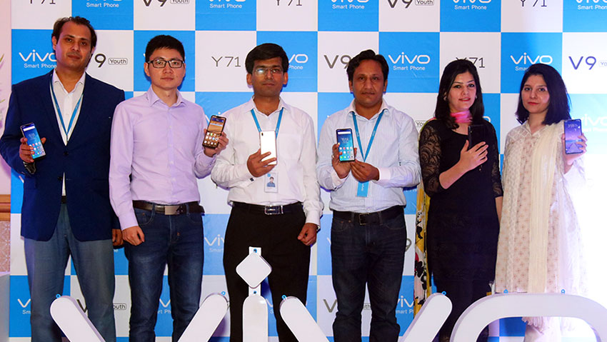 Vivo V9 Youth Launch