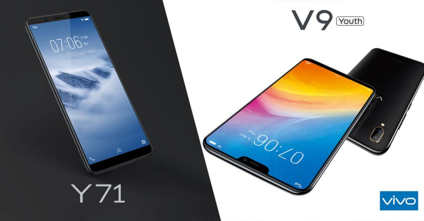 Vivo V9 Youth and Vivo Y71 launched in Pakistan - Tech Prolonged