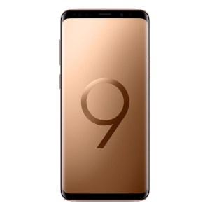 Galaxy S9 Plus Sunrise Gold