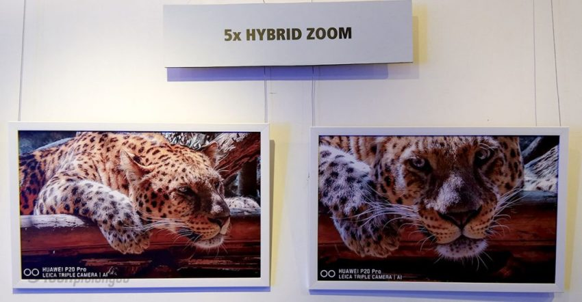 Huawei P20 Pro Exhibition