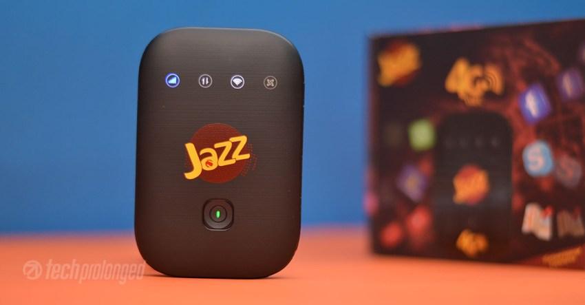 Jazz Super 4G WiFi LED Indicators