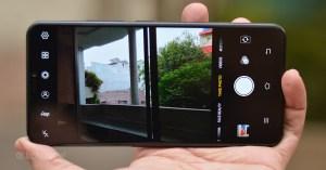 Vivo V9 Camera UI