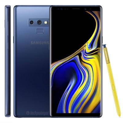 Galaxy Note 9 Ocean Blue