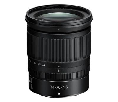 NIKKOR Z 24-70mm Zoom f/4 S-Line