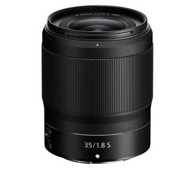 NIKKOR Z 35mm Prime - f/1.8 S-Line
