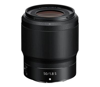 NIKKOR Z 50mm Prime - f/1.8 S-Line