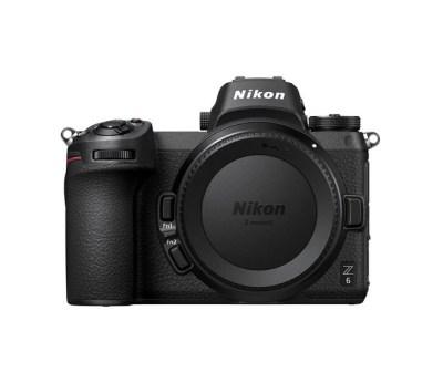 Nikon-Z6-Mirrorless-Full-Frame-Profile-Front-Closed