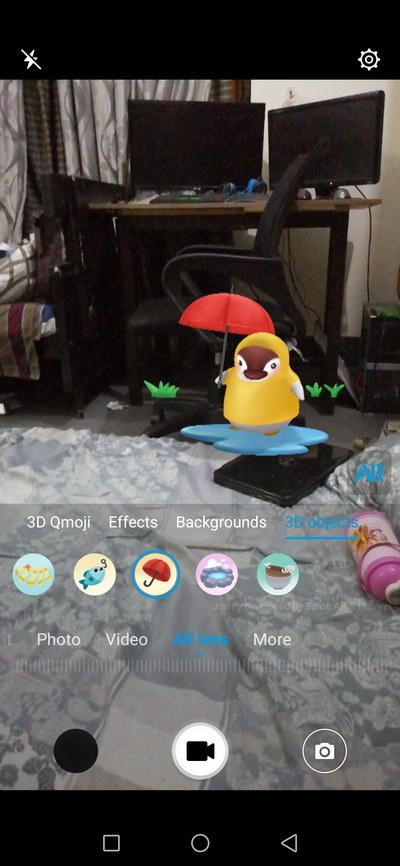 Nova 3i - Camera UI 3D Objects