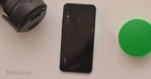 Huawei Nova 3i Back Glass