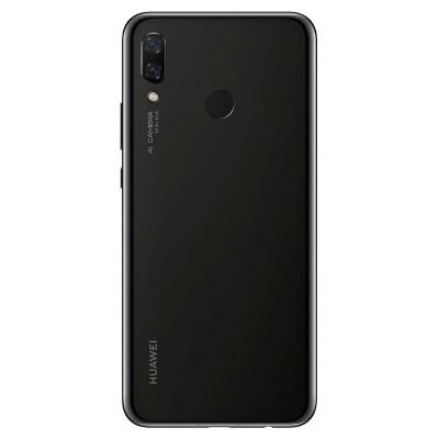 Huawei Nova 3 Black Profile