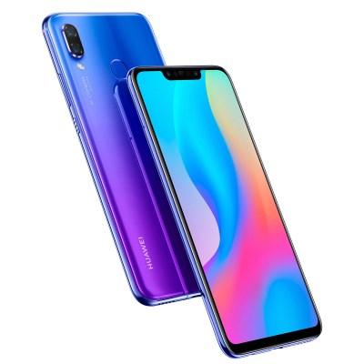 Huawei Nova 3 Iris Purple Profile