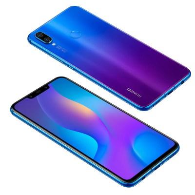 Huawei Nova 3i Iris Purple Profile