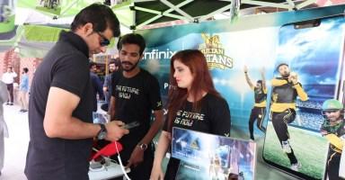 Infinix Kay Sultans Islamabad