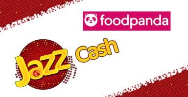 JazzCash Foodpanda