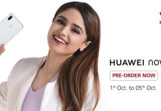 Huawei Nova 3i Pearl White Price Pakistan