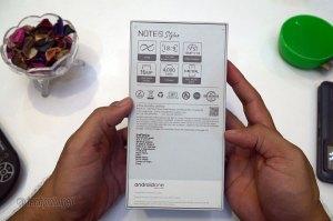 Infinix Note 5 Stylus Retail Box