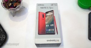 Infinix Note 5 Stylus Review Unboxing Pakistan
