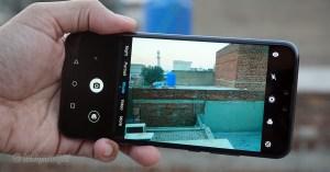Huawei Y9 2019 Camera