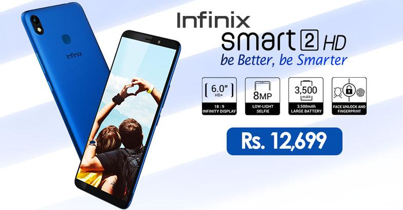 Infinix Smart 2HD Price