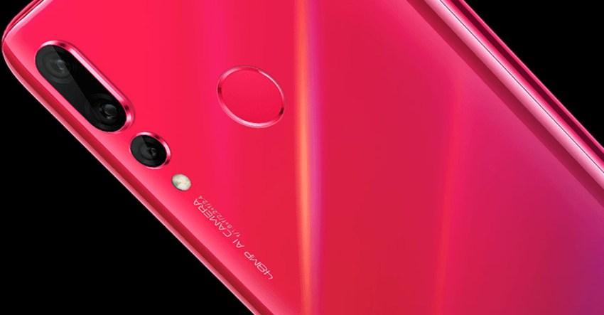 Huawei Nova 4 Camera