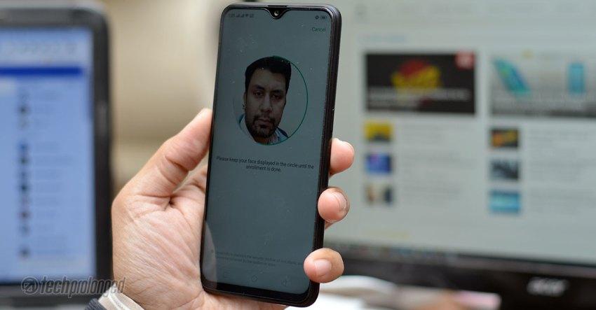 Realme 2 Pro Review Face Unlock