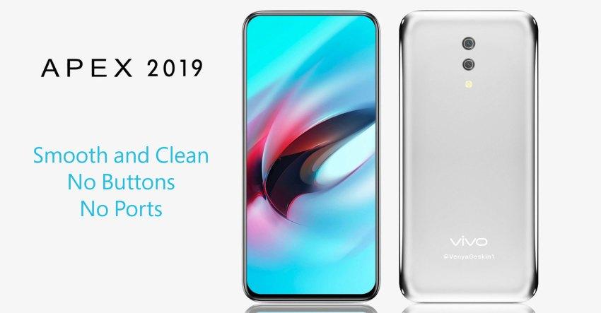 Vivo APEX 2019 Metal Soap
