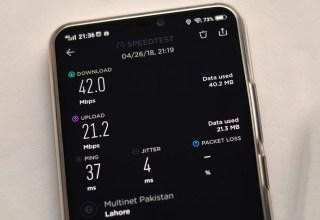 Fastest 3G/4G Pakistan