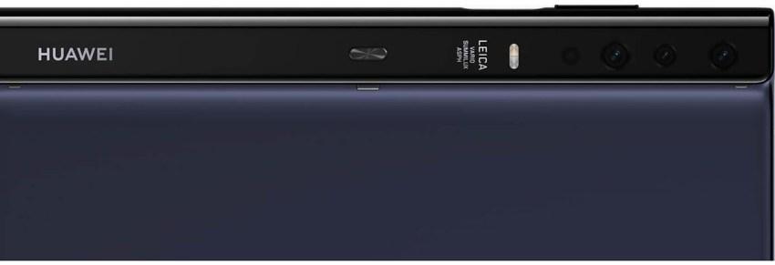 Huawei Mate X - Leica Triple Camera Setup