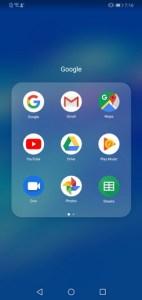 Huawei Y7 Prime 2019 Software