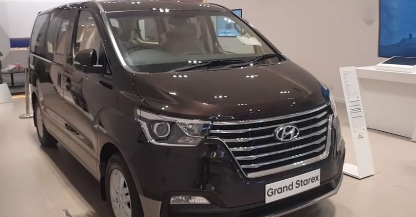 Hyundai Starex Pakistan