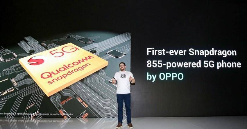 OPPO MWC 5G