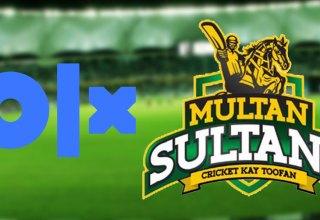 OLX PSL Multan Sultans