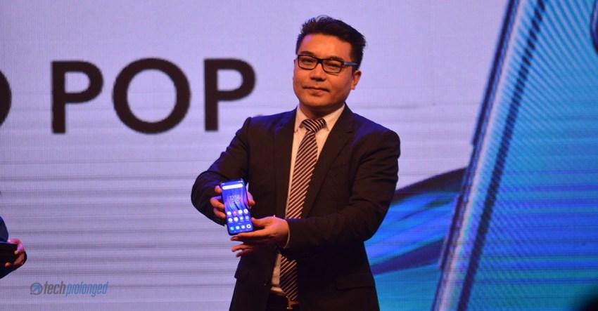 Eric Kong - CEO Vivo Pakistan