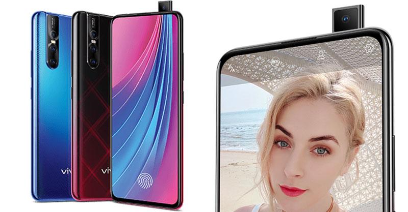 Vivo V15 Pro Pop-up Camera