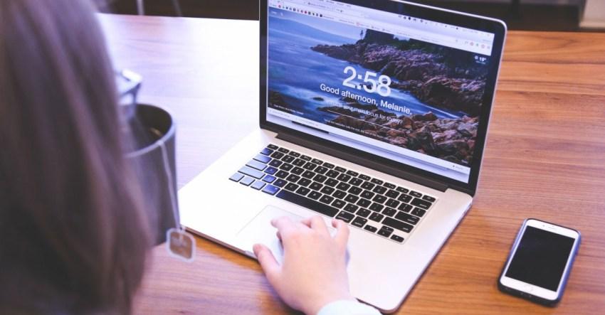 Internet Office Work
