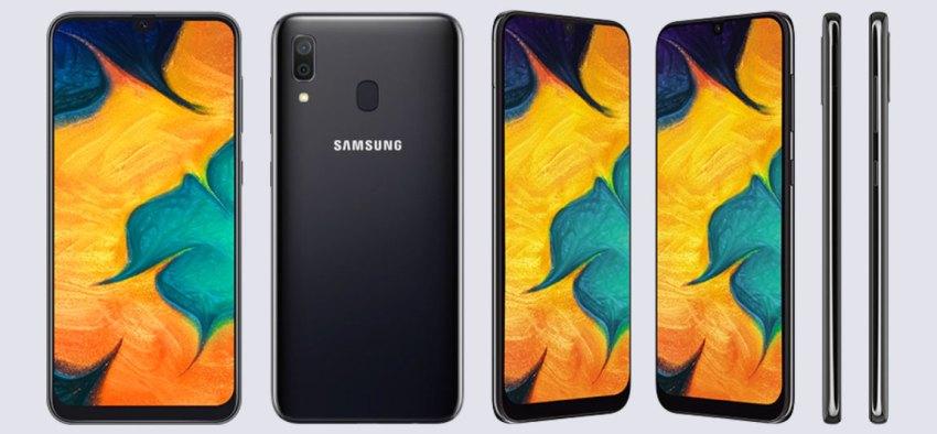 Galaxy A30 Price in Pakistan