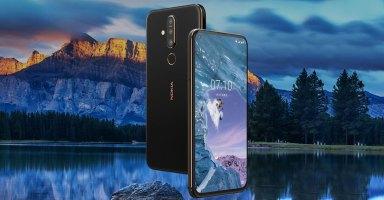 Nokia X71 Nokia 8.1 Plus