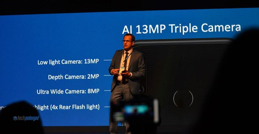 Camon i4 Camera Specs