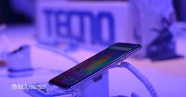 Tecno Camon i4 Launch Pakistan