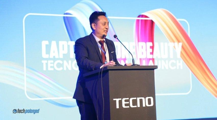 Higer Zhao VP Tecno Global