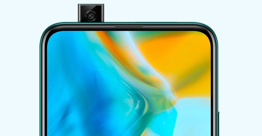 Huawei P Smart Z Pop-Up Selfie Camera