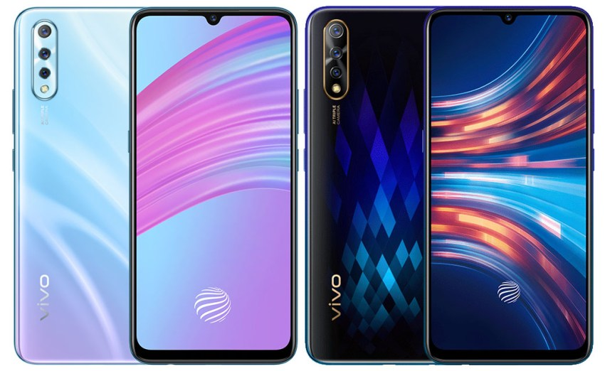 Vivo S1 Color Options