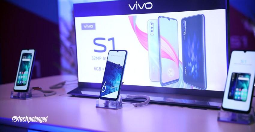 Vivo S1 Official Launch Pakistan
